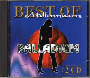 Compilation - Palladium - Best Of Millennium - 2 CD - 2000- Dance Trance Belgium