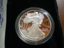 2003 - W ~ PROOF SILVER EAGLE IN BOX