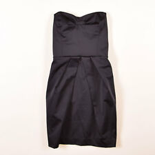Mango Damen Kleid Dress Gr.S (DE 36) Cocktailkleid Schwarz, 44575