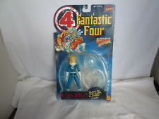 New 1994 Fantastic Four 4 Invisible Woman Error Packaged As Human Torch Figure