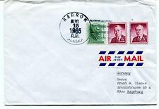 1965 Barrow Alaska Augsburg Polar Antarctic Cover