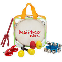 Inspiro Kids Musical Instruments Baby & Toddlers Percussion Set