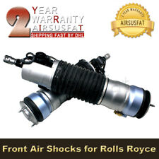 Pair For Rolls Royce Ghost RR4 10-15 Front L+R Air Suspension Shock 37106862551