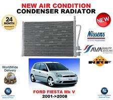 Per FORD FIESTA V Aria Condizionata Condensatore 2001 - > 2008 1.25 1.3 1.4 1.6 ** OE QUALITY *