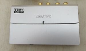 Creative Sound Blaster SB-0270 MP3 USB Sound System with Optical in - out
