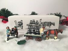 NEW DEPARTMENT 56 THE HERITAGE VILLAGE A NEW POTBELLIED STOVE FOR CHRISTMAS56593