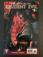 Resident Evil #1 2009  Variant DC Wildstorm Comic Book