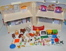 PLAYMOBIL Carry Case TOY HOUSE with Animals, Accesories