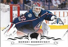 Sergei Bobrovsky #52 - 2018-19 Series 1 - Base