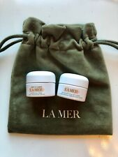 Creme de la Mer The Moisturizing Cream & Soft Cream 3.5ml Samples Gift Bag Set