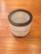 Craftsman 9-17884 Cartridge Shop Vac Filter-for 6,8,12 and 16 Gallon-NEW!