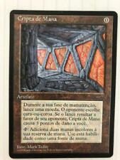 MTG PORTUGUESE PROMO MANA CRYPT NM/M RARE ARTIFACT MAGIC THE GATHERING CARD