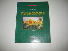 Pflanzenbiochemie von Hans W. Heldt , 2. Auflage 1999