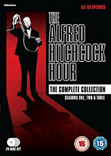 ALFRED HITCHCOCK HOUR COMPLETE SERIES 1-3 DVD Season 1 2 3 UK Release New R2