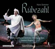 Magnus Piontek, Johannes Beck - Hans Sommer: Rubezahl Und Der Sackpfei NEW CD