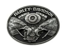 Harley-Davidson Lodis Screaming Eagle Buckle adorno en la cintura