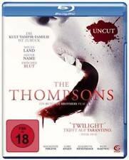 The Thompsons - Uncut - Blu-ray