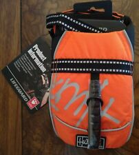 New listing Hurtta Life Jacket Vest w/ 3M Reflectors Dog Size 0-10 pounds ~ Orange ~ New