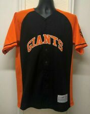 San Francisco Giants LINCECUM Youth Jersey XL - 18/20 Black GENUINE MERCHANDISE