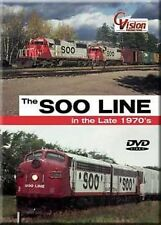 Soo Line in the Late 1970's DVD Brand NEW C Vision