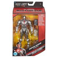 DC Comics Multiverse Justice League Movie Cyborg Exclusive Action Figure 6 Inch