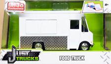 Food Truck Just Trucks Weiß White Foodtruck 1:24 Jada Toys 30211