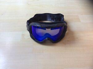 Jazooli Ski / Skiing Snow / Snowboard Goggles with Blue Lens