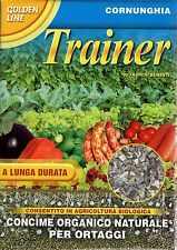 Concime Organico Naturale per Ortaggi TRAINER