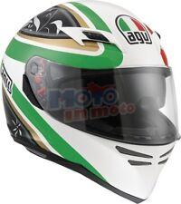 Helmet Helmet Integral AGV Full-Face Skyline Wings Tricolor SIZE S