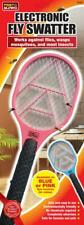 More details for electric fly insect swatter bug mosquito wasp zapper killer electronic aa inc