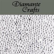 1000 x 1 mm Chiaro Diamante LOOSE Piatto Retro CON STRASS PER UNGHIE BODY ART Vajazzle GEMS