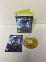 NICE DISC! Disney Pixar Wall-E - Xbox 360 Game Complete CIB Manual Cleaned Test