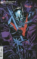 BATMAN BEYOND #45 COVER B FRANCIS MANAPUL VARIANT DC COMICS 2020