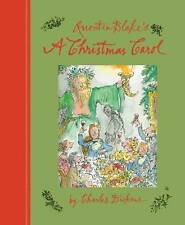 Quentin Blake's a Christmas Carol by Dickens, Charles 9781843653035 -Hcover