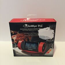 GrillEye Grilling Smoking Thermometer Hybrid Wi-Fi & Bluetooth