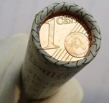 Finlandia Nuovo di zecca ROLL - 1 Euro cent 1999 o 2000 - 50 monete tutte le monete BU ad eccezione di fine