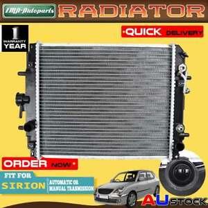 Radiator for Daihatsu Sirion M100 M101 1998-2004 1.0L 1.3L Auto / Manual Trans.