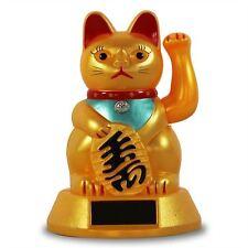 Markenlose Dekofiguren mit Katzen-Thema