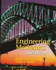 Engineering Mechanics: Statics, Inman, Daniel J., Soutas-Little, Robert, New Boo