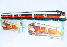 Marklin AC HO 1:87 USA NEW HAVEN EMD F7 DIESEL LOCOMOTIVE 3-Unit Train Set NMIB!