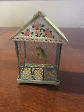 Dollhouse 1:12 Scale VeroniqueLux  Bird in a Cage