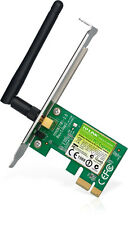 TP-Link TL-WN781ND 150Mbps WiFi Wireless PCI Express PCI-E Adapter Desktop Card
