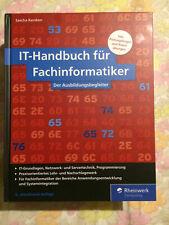 IT-Handbuch für Fachinformatiker - Sascha Kersken (2019, Gebundene Ausgabe)
