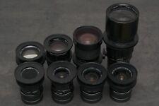 TAKUMAR Cinemod Set, Canon EF, Sony E-mount (Rouge, Blackmagic, arri, objectif CINE, GH5)