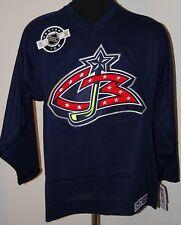 CCM 17000 Center Ice Columbus Blue Jackets NHL Hockey Jersey