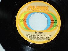 Dennis Coffey & Detroit Guitar Band: Taurus / Can You Feel It  [Unplayed Copy]