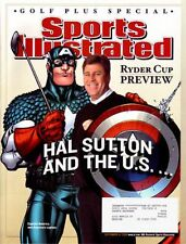 2004 Hal Sutton Ryder Cup Sports Illustrated