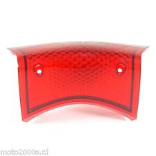 PLASTICA FANALE FARO STOP POSTERIORE ROSSA PER HONDA SH 300 A INIEZIONE - RP501