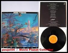 """HENRI GUEDON """"Afro Blue"""" (Vinyle 33t-Vinyl LP) 1982"""