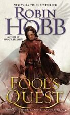The Fitz and the Fool Trilogy #2: Fool's Quest by Robin Hobb (Mass Market PB)